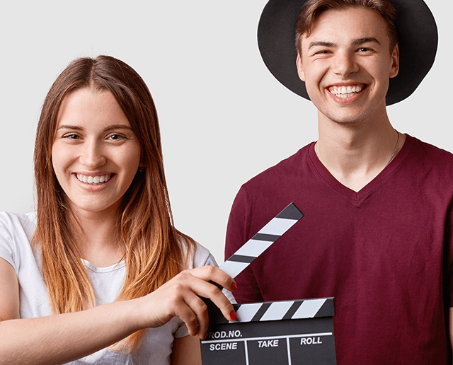 Film and acting certification with Utah Film Academy